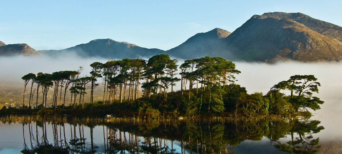 Day Tour to Connemara & Cong from Galway
